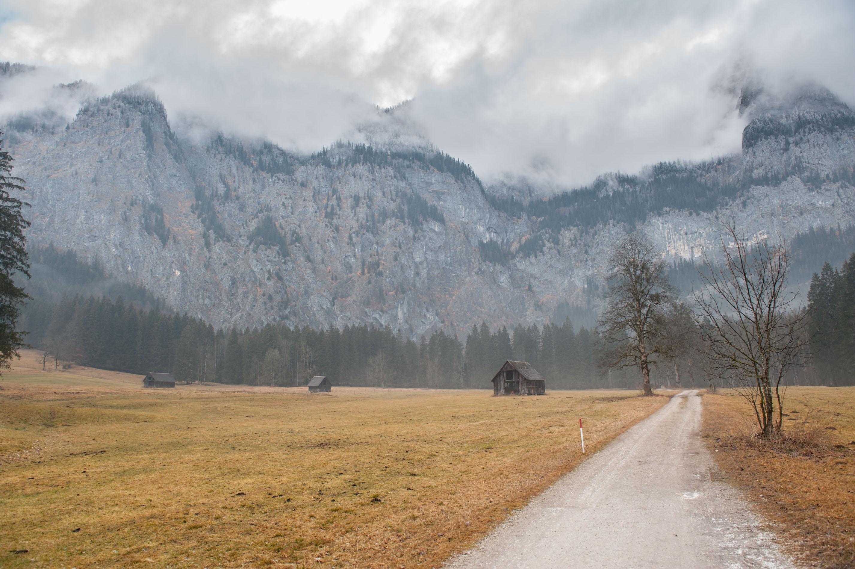 Die Weissenbacher Mauern